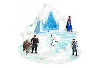 Детска торта Леденото Кралство