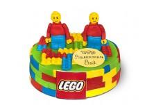 Бутикова торта Lego