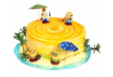 Детска торта Миньони