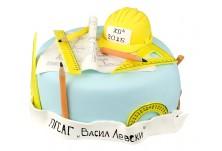 Бутикова торта Архитект