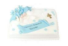 Бутикова торта Кръщене